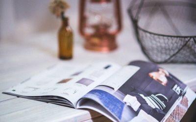 La création de brochures commerciales